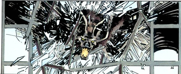 Bat: The Dark Knight Returns