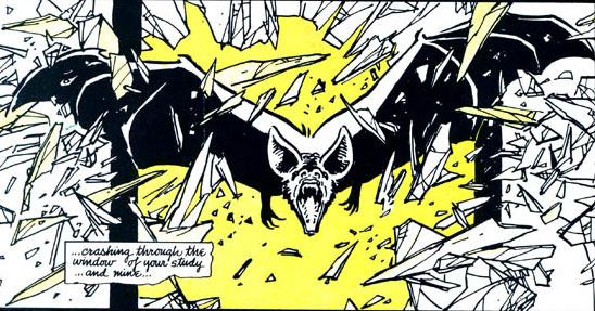 Bat: Year One