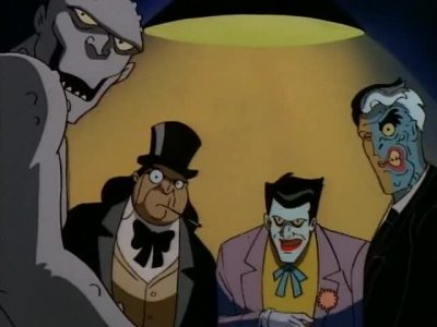 Batman: Almost Got'im