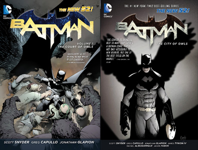 Batman: Court of Owls/City of Owls
