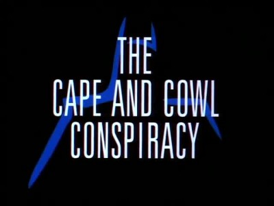 Batman: The Cape and Cowl Conspiracy