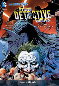 Detective Comics 1: Faces of Death
