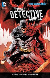 Detective Comics 2: Scare Tactics