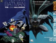 Bildergebnis für Batman: The Long Halloween #1 Dez. 1996