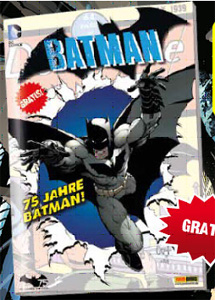 batman gratis comic