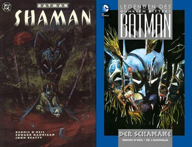 DC Comics/Panini Comics
