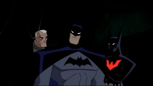 Justice League Unlimited: Drei Batmen