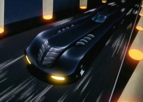 Batmobil (Batman: TAS)