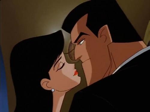 Bruce und Lois kommen sich näher.