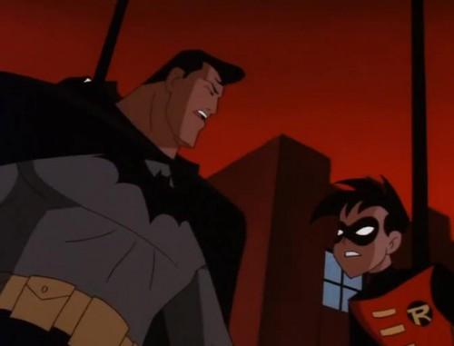 Super-Batman und Robin