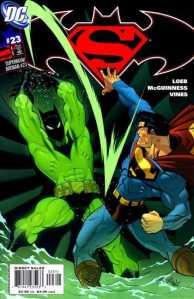 Superman/Batman #23 (DC Comics)