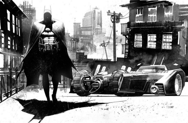 All-Star Batman von Sean Murphy (DC Comics)