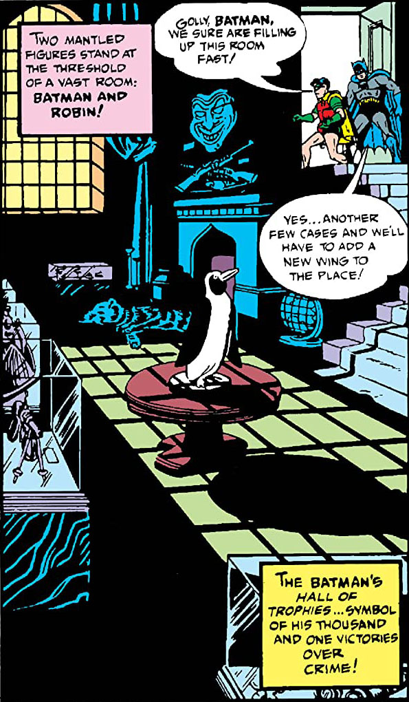 Batman #12: Hall of Trophies