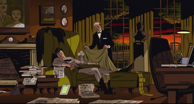 Detective Comics #37 (Variant, Darwyn Cooke) (DC Comics)