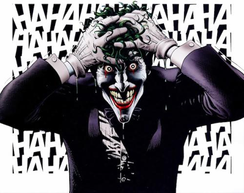 The Kinlling Joke (DC Comics)