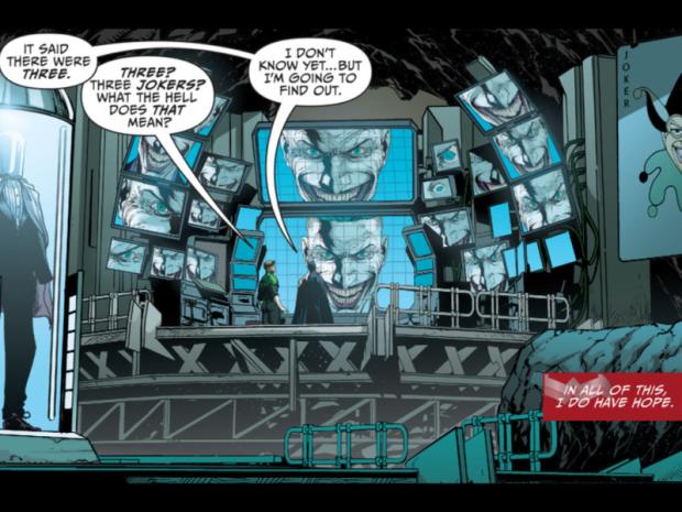 Justice League 50: Batman und die drei Joker (DC Comics)