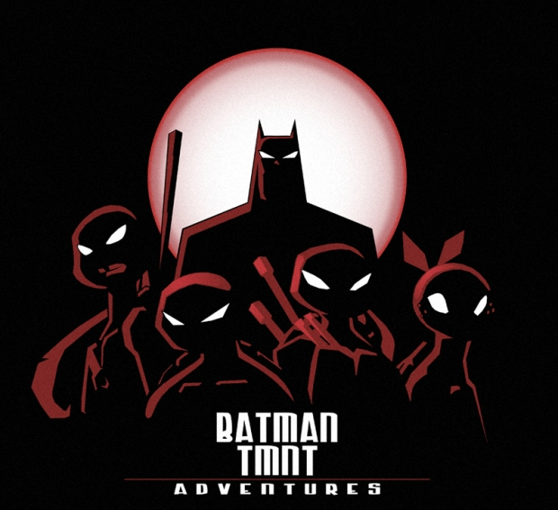 Batman/TMNT Adventures (DC Comics)