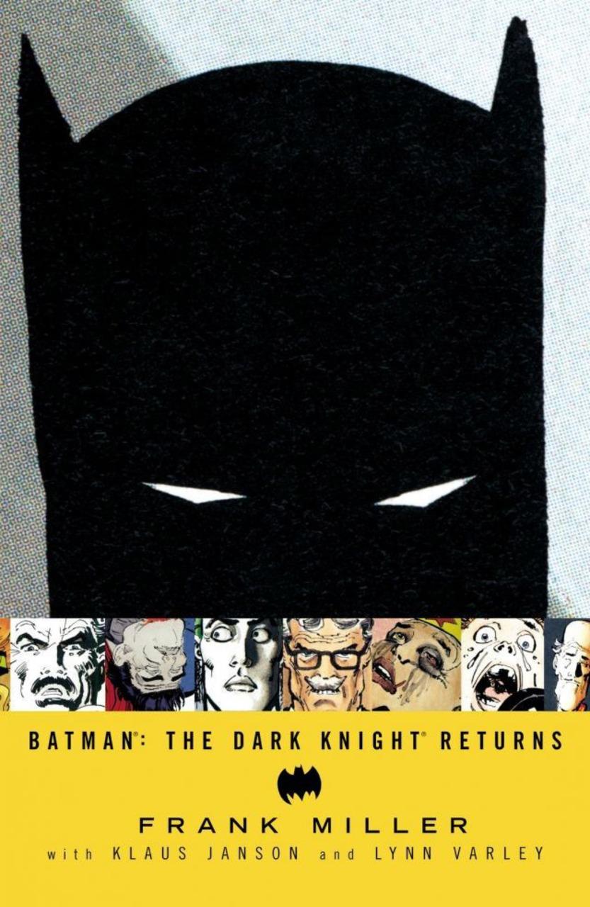 Frank Millers ungleiche Zwillinge | Das Batman-Projekt