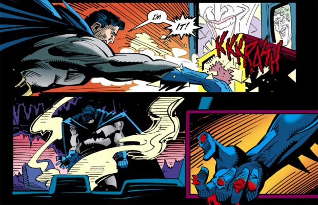 Batman: Going Sane
