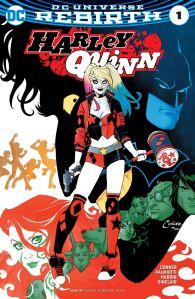 Harley Quinn #1 (2016, DC Comics)
