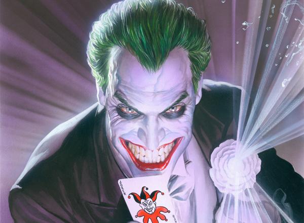 Batman Splitter 8 Joker Das Batman Projekt