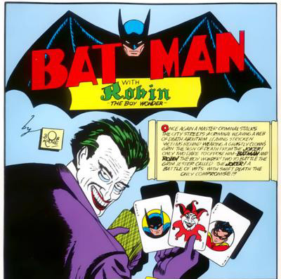 Joker in Batman #1 (1940) (DC Comics)