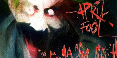Joker in Arkham Asylum (Dave McKean)