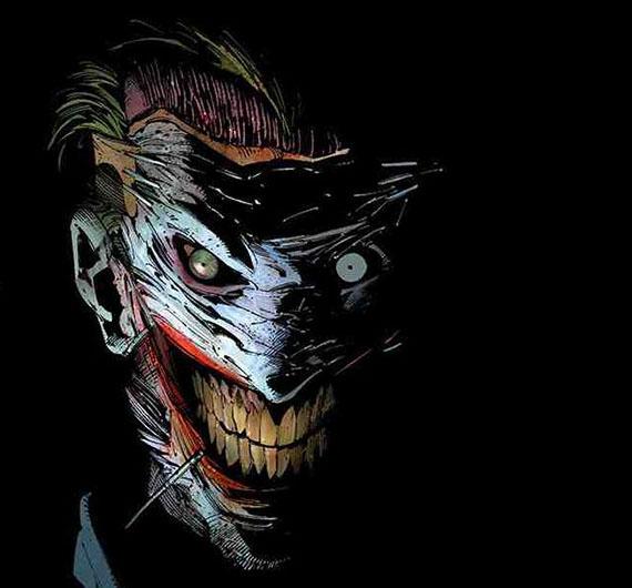 Joker von Greg Capullo