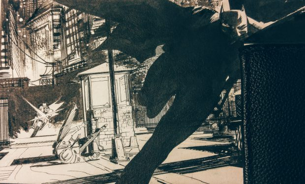 Batman von Sean Gordon Murphy (Twitter)