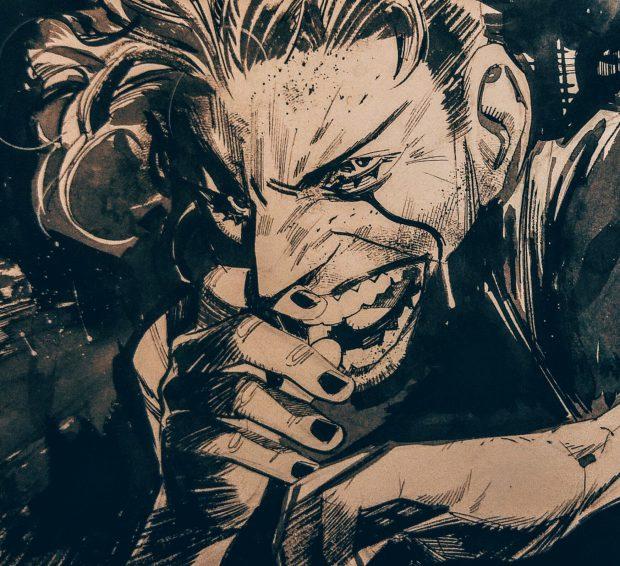 Joker von Sean Gordon Murphy (Twitter)