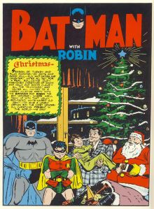 Batman #9: Christmas