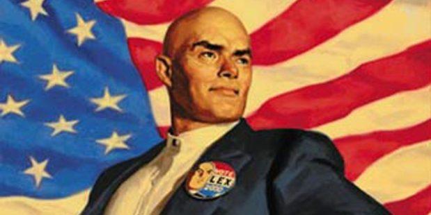 President Lex Luthor (DC Comics)
