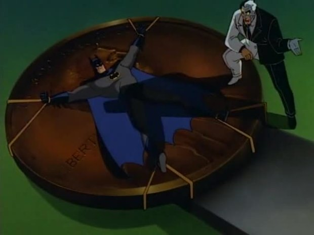 BTAS: Almost Got 'Im