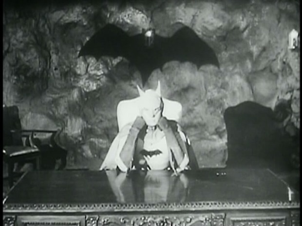 The Bat Cave (Batman 1943 Serial)
