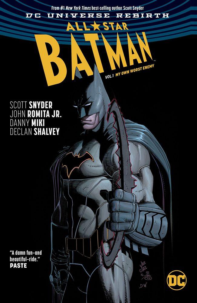 Neue Batman-Comics