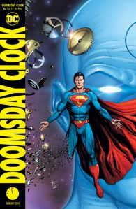 Superman & Dr. Manhattan