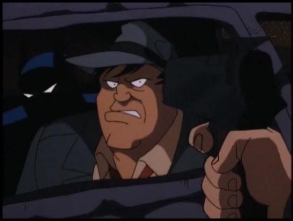 Gotham Stadt hinterlässt Matching-Themen