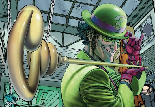 Image result for riddler batman comics