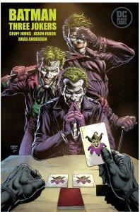 Three Jokers Cover