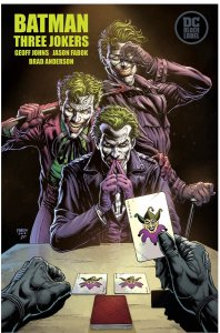 Three Jokers Cover