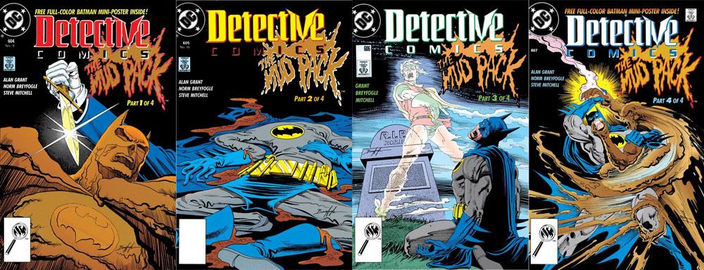 Clayface Das Batman Projekt