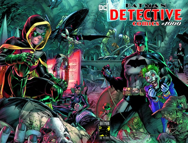 Detective Comics #1000 Jim Lee Cover (DC Comics)