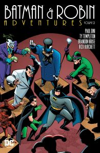 Batman and Robin Adventures Vol. 2