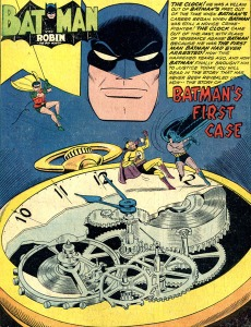 Batman's First Case: The Clock