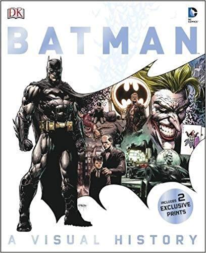 Wie man Batman Buch sein