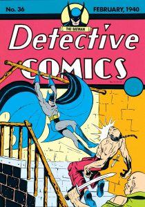 Detectice Comics #36