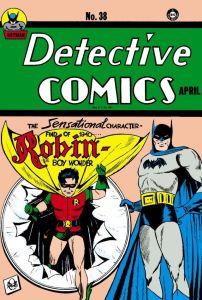 detective comics 38 robin