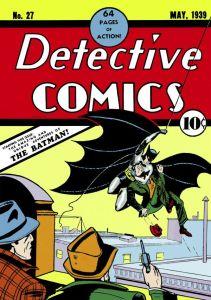 detective comics 27 cover