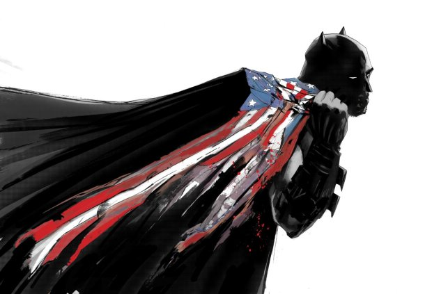 All-Star-Batman #9 von Jock (DC Comics)