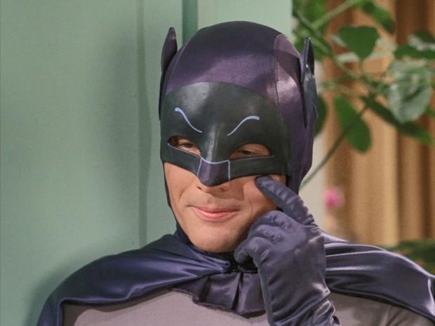Batman ist gerührt.